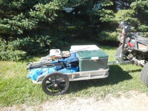 fishing-cart